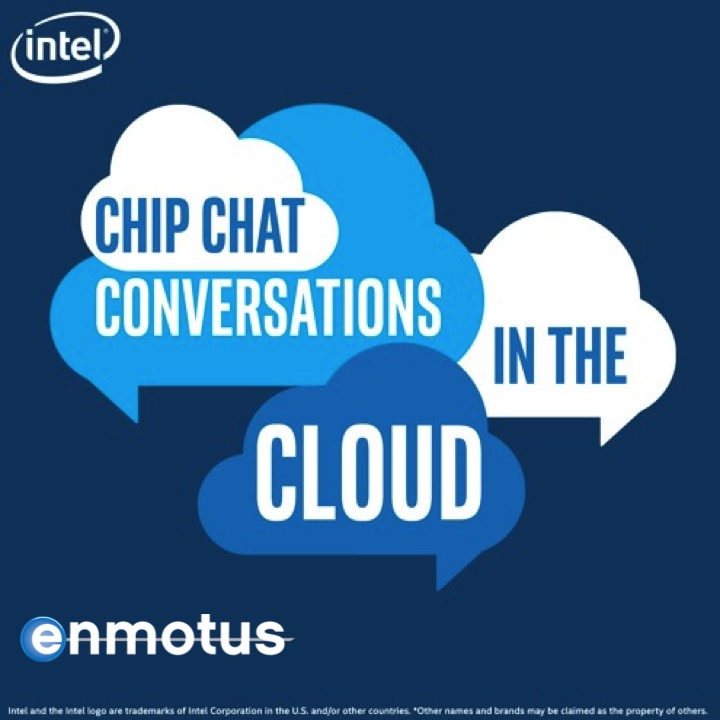 Intel Enmotus chip chat podcast